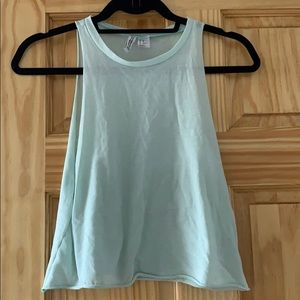 H&M side cut out tank